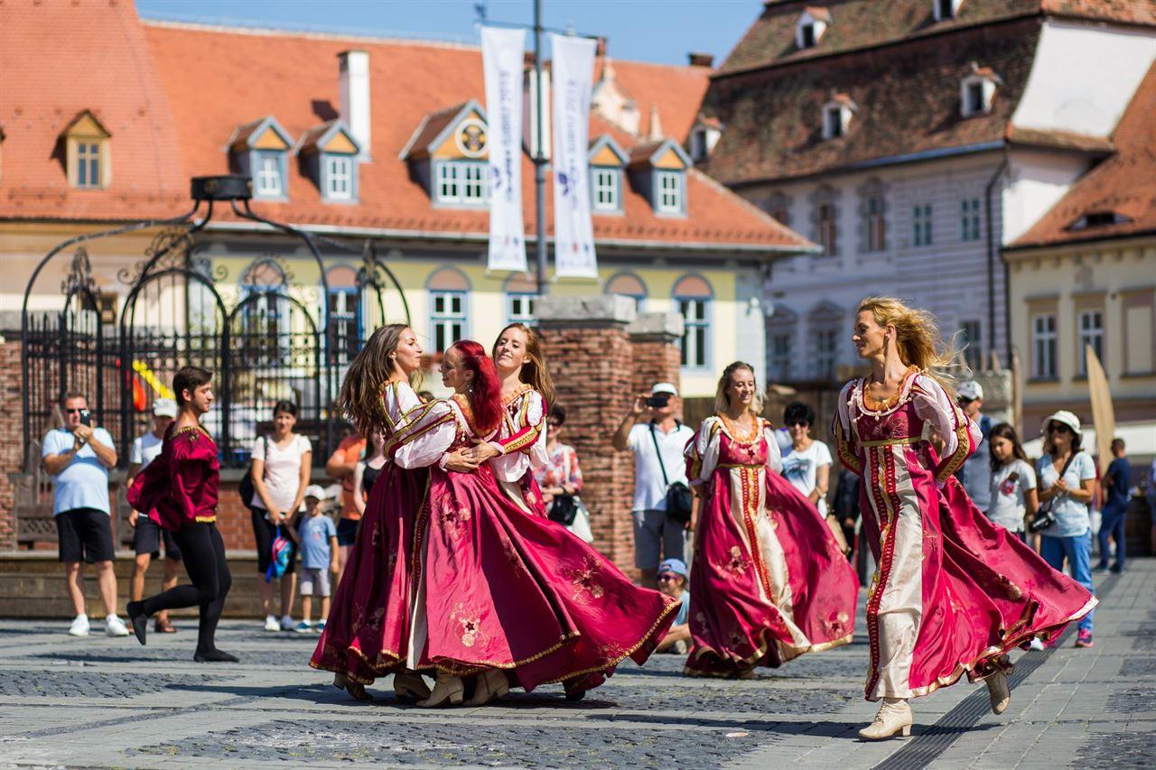 "Medieval Festival ""Transylvanian Fortresses"""