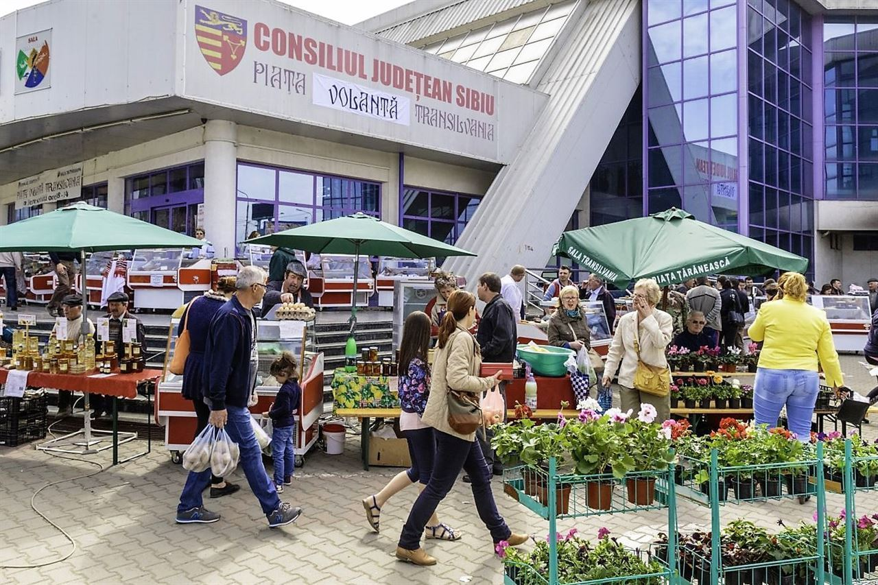 Transylvania Farmers' Market